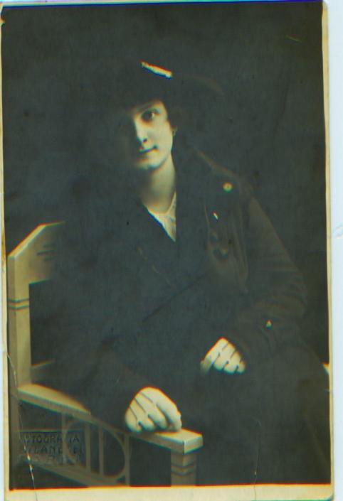 Maria Balzani (Forlì, 26-2-1917)